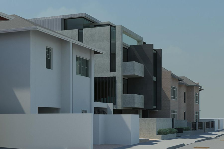 Adams Street, South Yarra