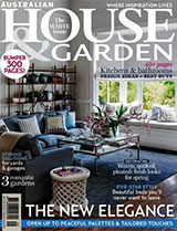 Australian House and Garden September 2014