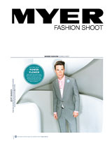 Myer Fashion Shoot